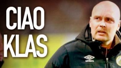 """Addio a Klas Ingesson  -    Foto: Sui social    il """"leone"""" biancorosso -    Video: i gol       Fotostoria   / Il gigante buono del calcio"""