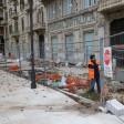 Le immagini   - Largo Adua riprendono i lavori cantiere aperto fino a Natale