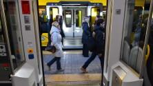 I nuovi treni hi-tech  per l'aeroporto -  Foto