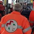 Cade dall'impalcatura  grave operaio a Lecce