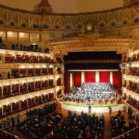 AGENDA/Note di Natale al teatro Petruzzelli