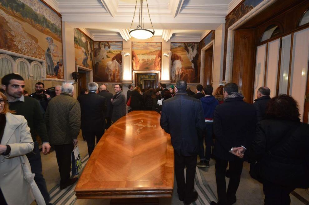 Cambellotti, la mostra nel Palazzo dell'Aqp del maestro dell'art nouveau che diede forma all'acqua