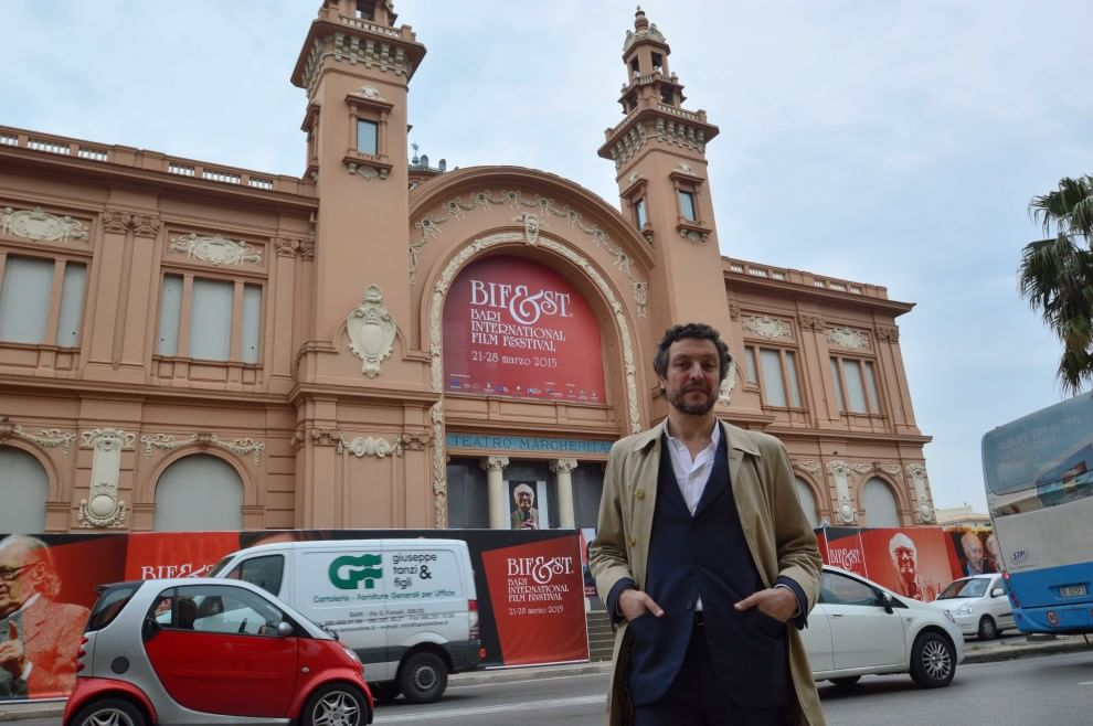 Massimo Torrigiani direttore del Polo delle arti contemporanee