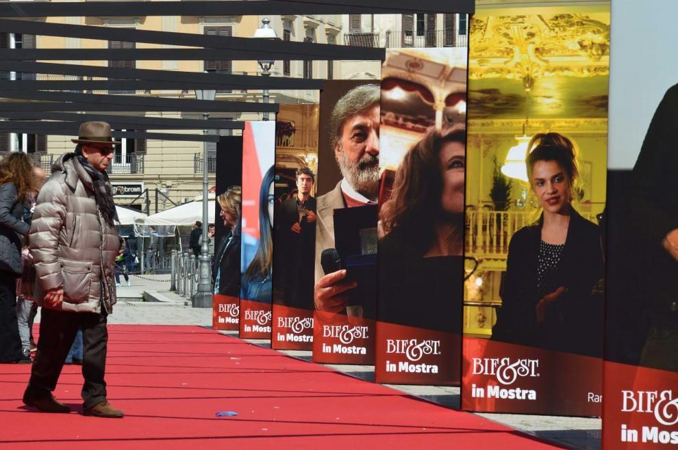 Da Alan Parker per la lezione di cinema, a Bari comicia la festa del Bif&st