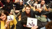 """I Negrita e """"Nove""""  bagno di folla -  Foto   a Bari per il nuovo disco"""