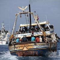 Migranti soccorsi in mare, in 274 in arrivo a Taranto