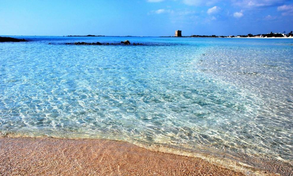 Torre Lapillo Italy  City new picture : Torre Lapillo tra le dieci spiagge più belle del mondo secondo il ...