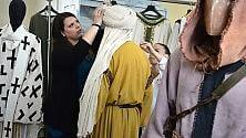Rubini presenta il corteo storico   Video       I costumi realizzati dagli studenti - Foto