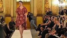 """""""La magia delle muse"""", moda al Petruzzelli -  Foto"""