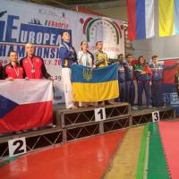 Europei di taekwondo, sette medaglie per l'Italia