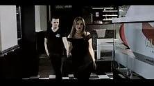 Patrizia D'Addario, ecco il videoclip in manette