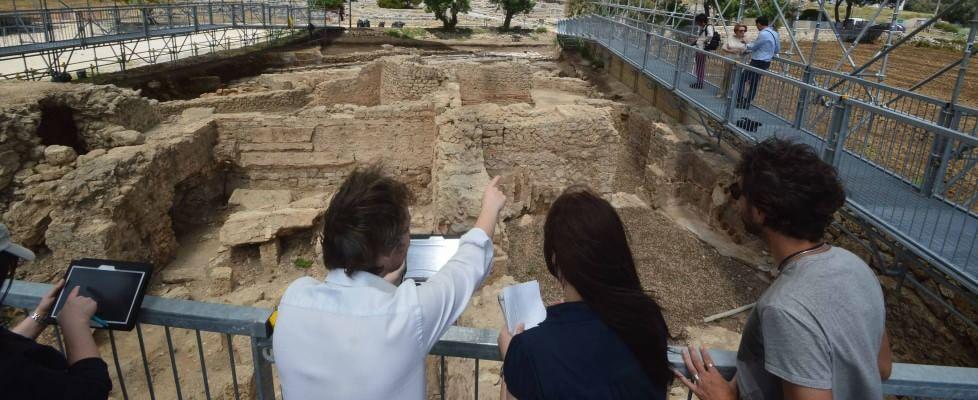 Archeologia, Egnazia raddoppia e stupisce: aprono terme e acropoli dell'Atlantide di Puglia