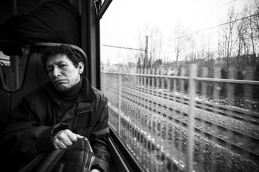 Visioni di un viaggiatore il diario in bianco e nero for Foto alta definizione bianco e nero