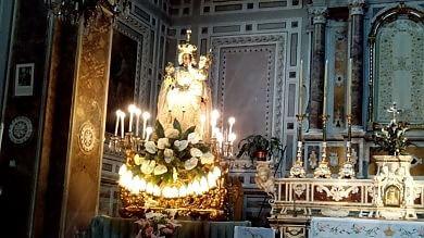 San Severo, ladri beffati nella cattedrale i gioielli rubati alla Madonna sono falsi   ft