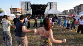AGENDA/ Cibo e suoni dell'altro mondo  a Parco Perotti la Festa dei popoli