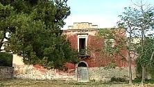 Nella villa abbandonata spunta ipogeo medievale