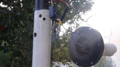 Bari, microcamere hi-tech nei lampioni   ft   il monitor controllato dal nipote di Parisi