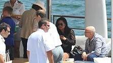 Le ferie di Phil Collins sullo yacht a Brindisi