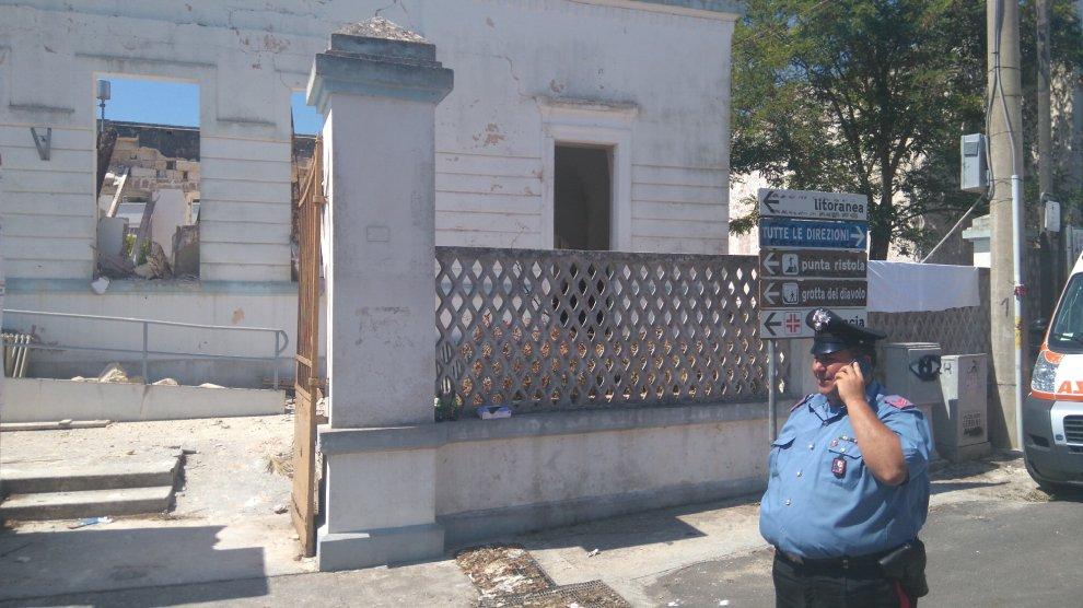 Santa Maria di Leuca, crolla ex scuola elementare - la ...