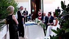 Le nozze alla grillina   del senatore 5 Stelle