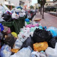 Brindisi, emergenza rifiuti in città e nel resto della provincia: la discarica