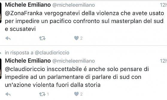"""Bari, bufera social su Emiliano: """"Non dovevi scusarti con la Meloni dopo la contestazione"""""""