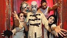 'Manicomio in delirio' il circo diventa teatro