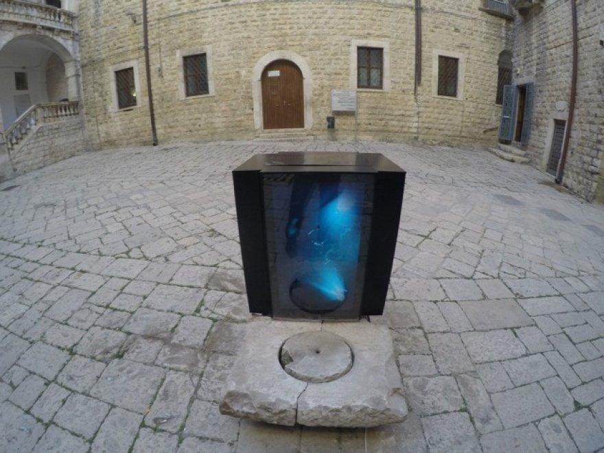 Bari, pozzi parlanti: l'arte svela la memoria dell'acqua - 1 di 1 - Bari - Repubblica.it