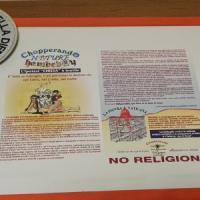 Leuca, volantini blasfemi sul sagrato della basilica: denunciati autore