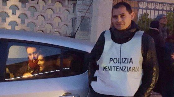 Lecce, prima notte in cella per l'ergastolano evaso dall'ospedale e catturato