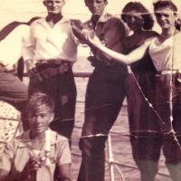 Tremiti, la foto amarcord con Lucio Dalla e Renzo Arbore