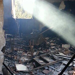 Brindisi, incendio doloso distrugge la villa dell'assessore pd Luperti (Urbanistica)