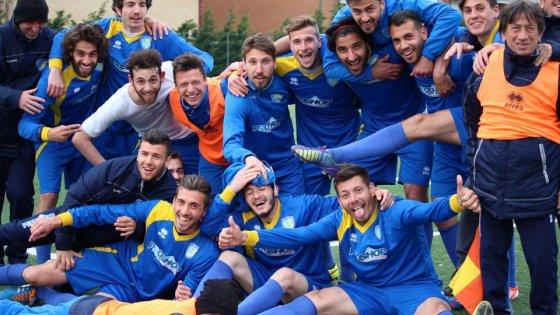 Calcio, il record dell'Audace Cerignola: la squadra non ha mai perso una partita