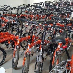 Mobilità sostenibile, l'Università di Lecce regala 150 biciclette alle matricole