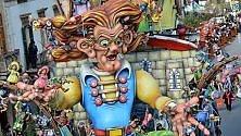 Carnevale, a Putignano   vince il carro di Gulliver