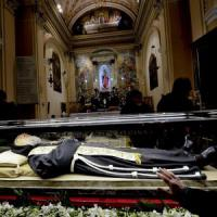 Padre Pio, le spoglie del santo tornano da Roma: tappa a Foggia poi 3 giorni nel suo...