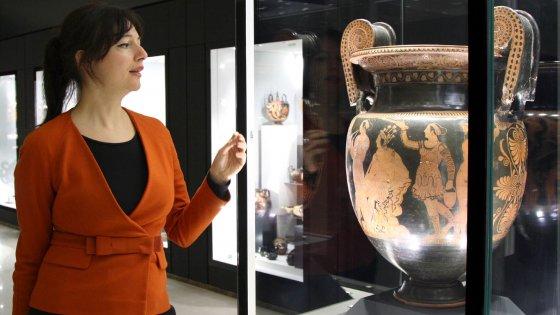 Musei, il Marta di Taranto mostra i suoi tesori mai svelati: ecco il viaggio in anteprima