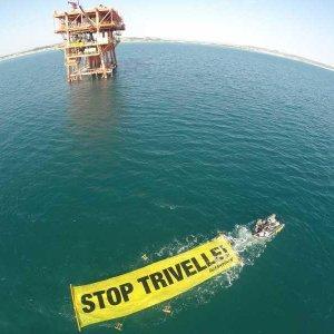 Trivelle in mare, anche la Shell rinuncia: via dal Golfo di Taranto