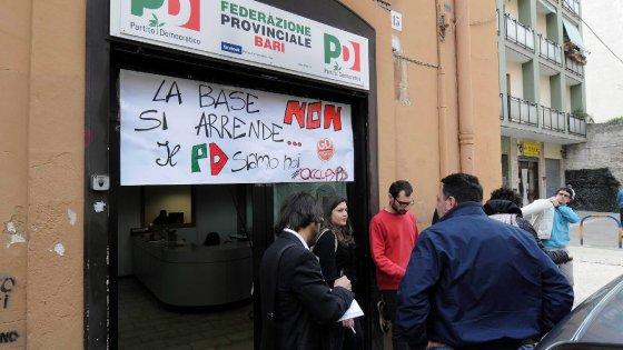 Bari, caos al congresso dei giovani Pd: il segretario lancia lo statuto