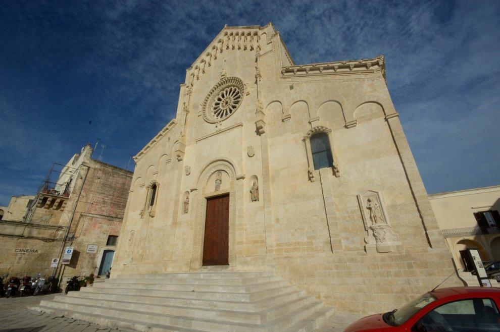 Risultati immagini per cattedrale di matera