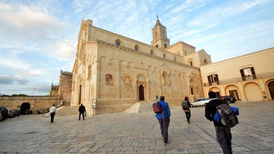 Matera, dopo 13 anni riapre la cattedrale: il viaggio in anteprima nel gioiello restaurato