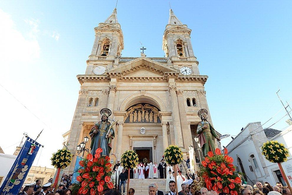 Calendario Feste Patronali Puglia.Http Www Repstatic It Content Localirep Img Rep Bari 2016 02