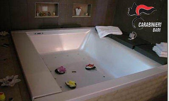 Andria, copriwater in pelle e tv in bagno: sigilli alla villa del rapinatore dei tir a reddito zero