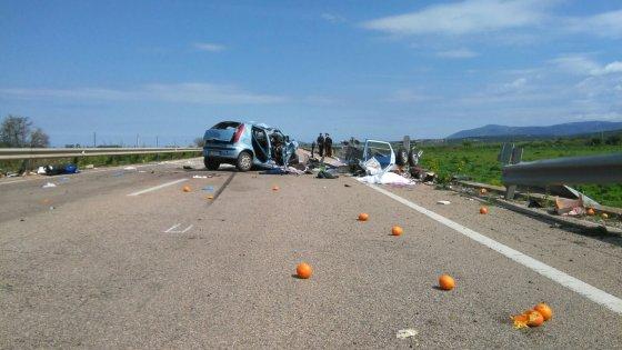 Incidente stradale sul Gargano, muore bimba di 10 anni