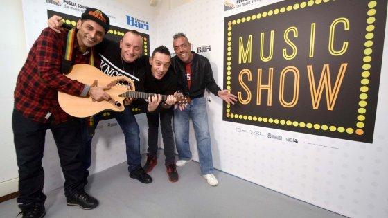 """I Sud Sound System a 'Music show': """"Salviamo il mare dalle trivelle"""". E volano in Giamaica"""