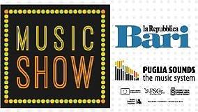 Music show  Il sound della Puglia