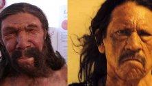 Uomo di Altamura, il web ironizza sulle somiglianze