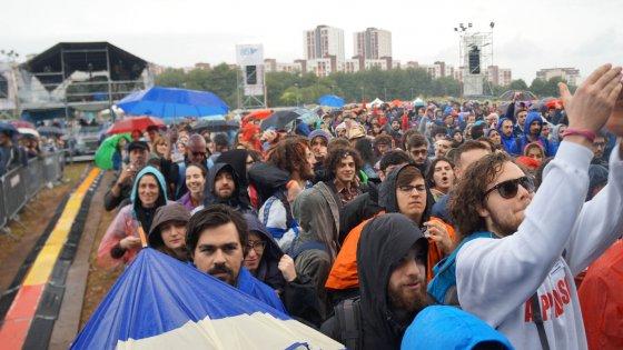 Taranto, musica e mamme coraggio: in migliaia al concertone del 1° Maggio