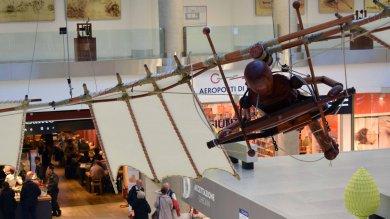 Ft  Le macchine di Leonardo volano all'aeroporto di Bari