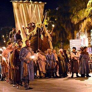 Bari, al via la festa per San Nicola: show tra il mare e il borgo e stop al traffico